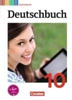 Deutschbuch 10, Schulerbuch Gymnasium Allgemeine Ausgabe 10. Schuljahr