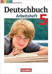Deutschbuch 5, Arbeitsheft Gymnasium ( mit Losungen)