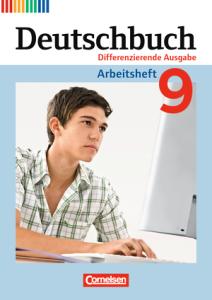 Deutschbuch Differenzierende Ausgabe 9: Arbeitsheft mit Losungen (Βιβλίο ασκήσεων με λύσεις)