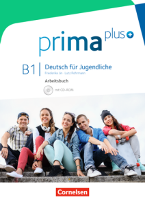 prima plus B1 - Arbeitsbuch (mit Cd-Rom)