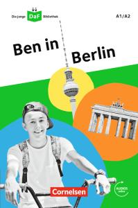 Ben in Berlin (Α1-Α2) (mit Audio-Online)