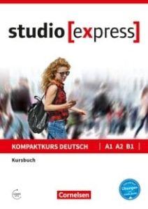 Studio Express (A1- B1): Kursbuch (Βιβλίο μαθητή)(+Online Audios, + Online ubungen)