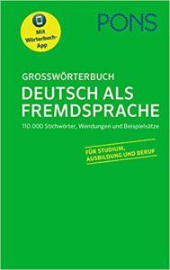 Pons Grossworterbuch Daf (mit Online-Worterbuch)