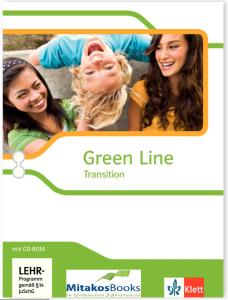 Green Line Transition: Schulerbuch mit CD-ROM