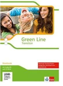 Green Line Transition: Workbook mit Audio-CD, CD-ROM und Ubungssoftware