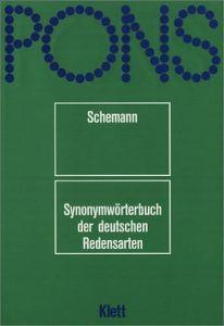 PONS Worterbuch- Synonymworterbuch