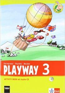 Playway 3: Activity Book (mit Audio-CD) (3. Schuljahr)