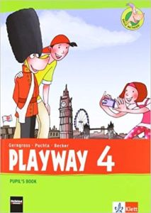 Playway 4: Pupil's Book  (4. Schuljahr)