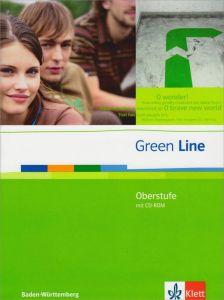 Green Line: Oberstufe / Schulerbuch mit CD-ROM