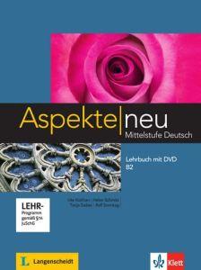 Aspekte NEU B2: Lehrbuch mit DVD
