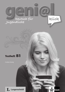 Genial Klick B1: Testheft + Audio-CD