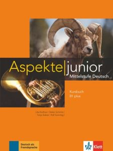 Aspekte junior B1+ - Lehrbuch (mit Audio Download)