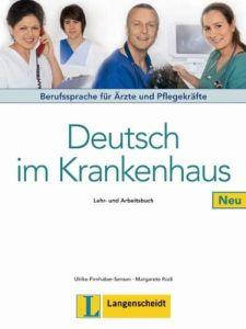 Deutsch im Krankenhaus: Lehr und Arbeitsbuch (Βιβλίο Μαθητή)