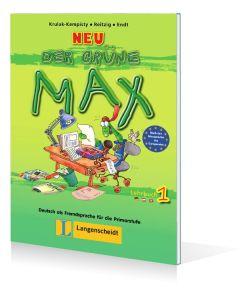 Der grune Max 1 Neu. Lehrbuch (Βιβλίο του μαθητή)