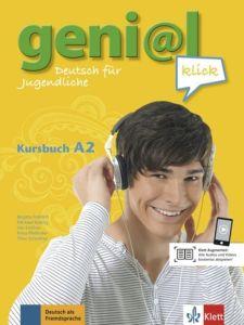 Genial Klick A2, Kursbuch (Βιβλίο Μαθητή)