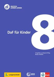 DLL 8: DaF fur Kinder, Buch mit DVD
