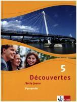Decouvertes - Serie jaune 5 Schulerbuch