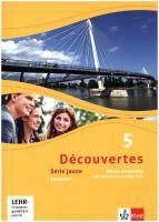 Decouvertes - Serie jaune 5 Cahier d'activites mit MP3-CD und Video-DVD