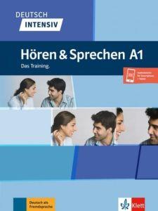 Deutsch Ιntensiv Horen und Sprechen A1 (Buch+ Onlineangebot)