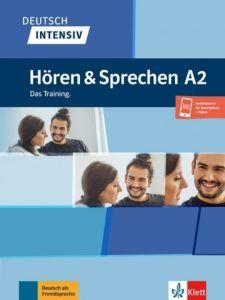 Deutsch Ιntensiv Horen und Sprechen A2 (Βιβλίο + Online Eξάσκηση)