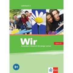 Wir 3, Lehrbuch + CD