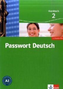 Passwort Deutsch 2 NEU, Kursbuch + 2 CDs