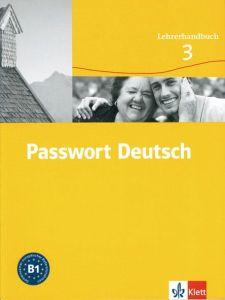 Passwort Deutsch 3 NEU, Lehrerhandbuch