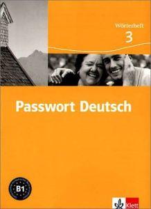 Passwort Deutsch 3 NEU, Worterheft