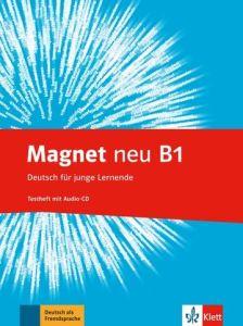 Magnet Neu B1: Testheft mit Audio-CD