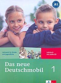 Das neue Deutschmobil 1, Lehrbuch + CD