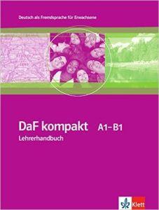 DaF kompakt A1-B1, Lehrerhandbuch