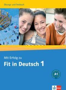 Mit Erfolg zu Fit in Deutsch A1. Audio-CD