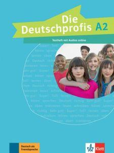 Die Deutschprofis A2: Testheft