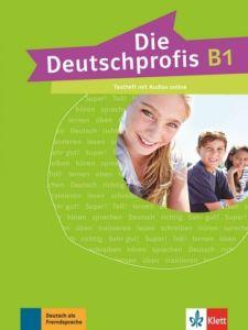 Die Deutschprofis B1: Testheft (+ MP3 Online Dateien)