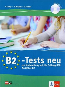 B2-Tests neu. Testbuch zur OSD-Pruefung & Audio-CD