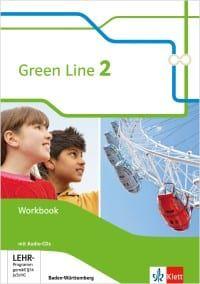 Green Line 2  Workbook (mit 2 Audio-CDs) Ausgabe Baden-Wurttemberg ab 2016  6. Klasse