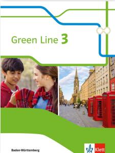 Green Line 3 Schulerbuch Ausgabe Baden-Wurttemberg 2016 7. Klasse