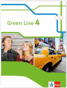 Green Line 4: Schulerbuch (Klasse 8)