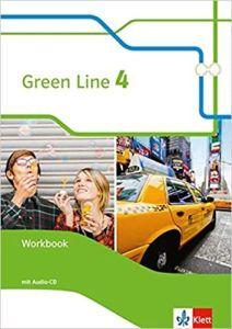 Green Line 4: Workbook (mit Audio Cd's) (Klasse 8)