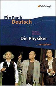 Friedrich Durrenmatt: Die Physiker(Ανάλυση για το Λογοτεχνικό Die Pysiker)