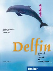 Delfin (Teil 1 & Teil 2) Gesamtband - Kurshbuch (mit 2 Audio Cd's)