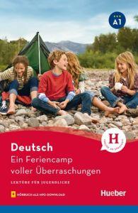 Ein Feriencamp voller Uberraschungen (A1)(+Mp3 Download)
