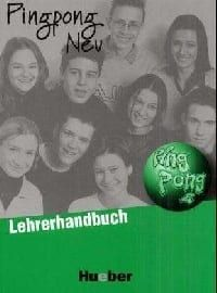 Pingpong Neu 2 - Lehrerhandbuch (Βιβλίο καθηγητή)