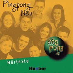 Pingpong Neu 2 - 2 CDs zum Lehrbuch (CD για το Βιβλίο του μαθητή)