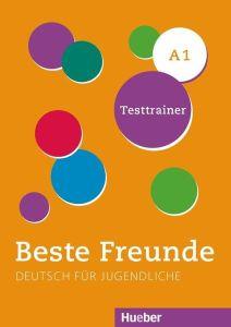 Beste Freunde 1: Testtrainer mit Audio-CD