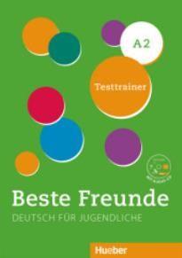 Beste Freunde 2 Testtrainer(+Audio Cd)