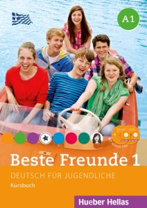 Beste Freunde 1: Kursbuch & Audio cd's (Βιβλίο Μαθητή)