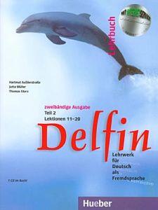 Delfin Teil 2 - Lehrbuch mit Audio-CD, Lektionen 11-20 (Βιβλίο του μαθητή)
