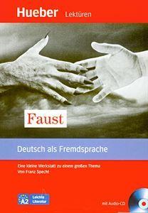 Faust : Leseheft mit Audio-CD ( Έφηβοι και ενήλικες ) Επιπέδου Α2
