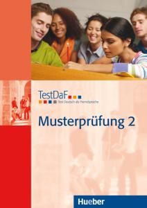 Testdaf Musterpruefung 2 (+ Cd)